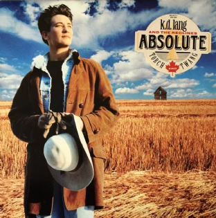 k.d. lang And The Reclines ‎- Absolute Torch And Twang (LP) (EX+/EX)